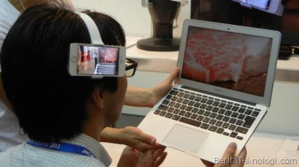 Infotek: Nerocam, Headset Canggih yang Bisa Merekam Video secara Otomatis ketika Pengguna Merasa Penasaran