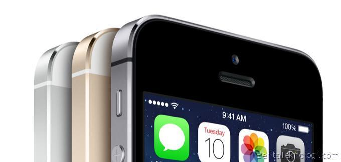 iPhone 5S Menjadi Smartphone Paling Laris di Amerika pada Bulan September