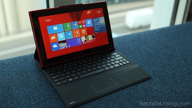 Infotek: Qualcomm: Surface 2 dengan Prosesor Tegra 4 bukan Tandingan Lumia 2520 yang Menggunakan Snapdragon 800