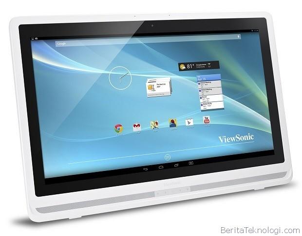Infotek: ViewSonic Perkenalkan Smart Display VSD241 Terbaru dengan Layar 24 Inci Full HD dan Prosesor Quad Core Tegra 3