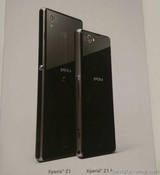 Tampilan Smartphone Sony Xperia Honami mini Muncul Jepang, bakal Gunakan Nama Xperia Z1 f