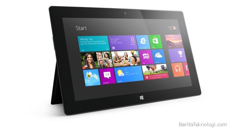 Infotek: Microsoft Akui Brand Surface Bikin Para Konsumen Kebingungan
