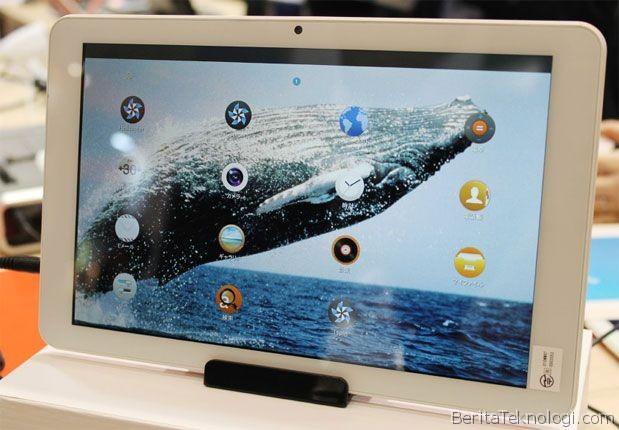Infotek: Tablet Berbasis Tizen Pertama di Dunia Resmi Diluncurkan di Jepang, Khusus untuk para Developer