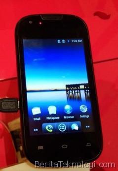 Infotek: TREQ Tune, Smartphone Android Lokal dengan Layar 3.5 Inci dan Prosesor 1GHz Berbanderol 599 Ribu Rupiah