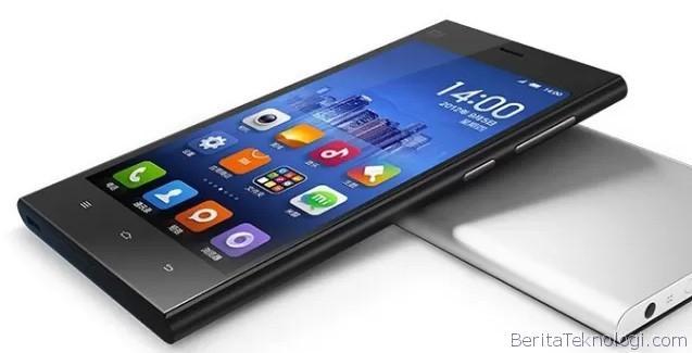 Handphone Cina Xiaomi MI3 Versi Tegra 4 akan Resmi Mulai Dijual pada 15 Oktober