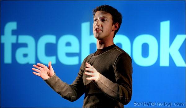 Infotek: Mark Zuckerberg Menjadi CEO Perusahaan Amerika Paling Populer