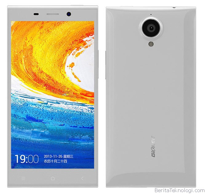 Infotek: Gionee Elife E7, Smartphone Android Cina dengan Prosesor Snapdragon 800 2.5GHz, RAM 3GB serta Kamera Utama 16MP