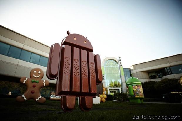 Infotek: Motorola dan HTC Umumkan Rencana Update OS Android KitKat 4.4 untuk Smartphone Miliknya