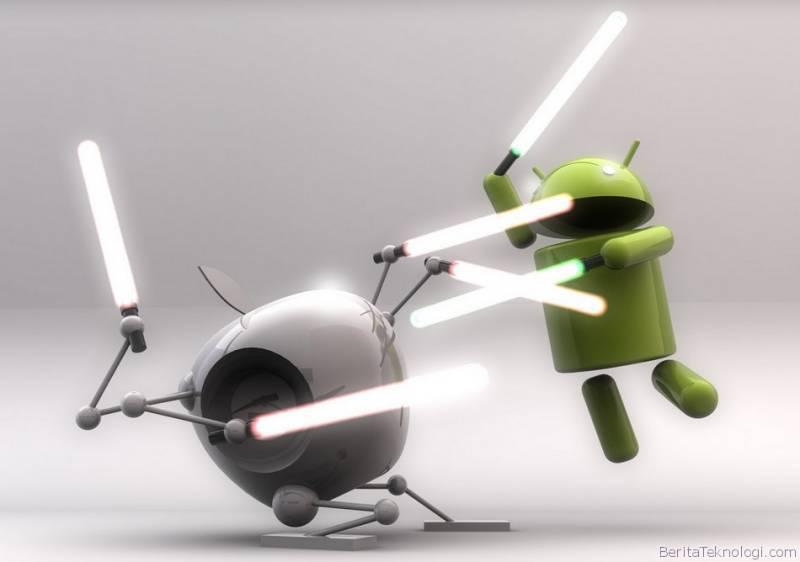 Infotek: Kuartal Ketiga 2013, Pendapatan Tablet Android Lampaui iPad untuk Pertama Kali