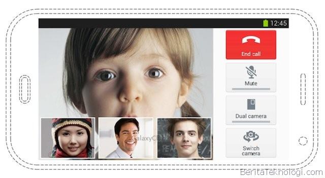 Infotek: Smartphone Samsung Galaxy S5 bakal Dilengkapi fitur Video Conference?