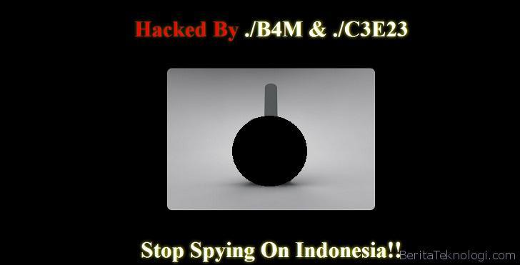 Infotek: Anonymous Australia bakal Perangi Hacker Indonesia