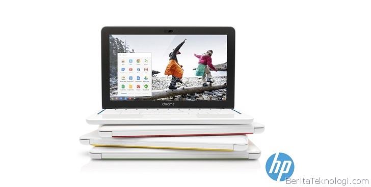 Infotek: Charger Bermasalah, HP Tarik Chromebook 11 dari Pasaran