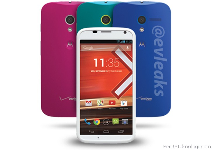 Infotek: Foto Resmi Motorola G Bocor di Internet Sebelum Peluncuran 13 November