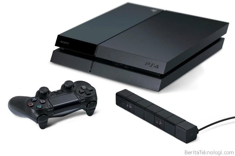 Infotek: Sony Berhasil Jual 1 Juta Unit PS4 hanya Dalam Kurun 24 Jam
