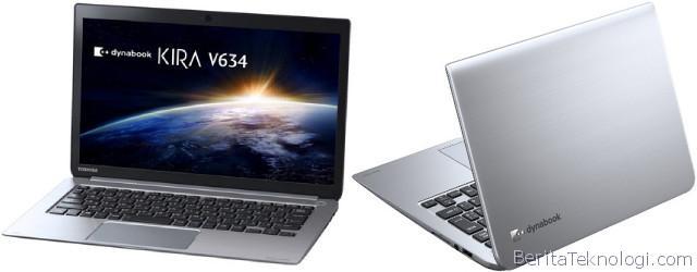 Infotek: Toshiba Perkenalkan Ultrabook Windows 8.1 Terbaru yang Menjanjikan Baterai Tahan hingga 22 Jam