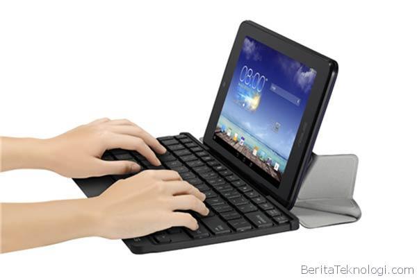 Infotek: Asus TransKeyboard, Keyboard wireless yang Bisa Digunakan untuk Phablet hingga Tablet Berbasis Windows atau Android