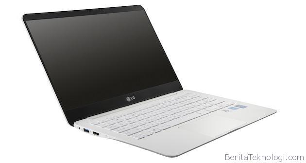 Infotek: LG Perkenalkan Ultra PC Terbaru Super Ringan dengan Bobot Kurang dari 1 Kg