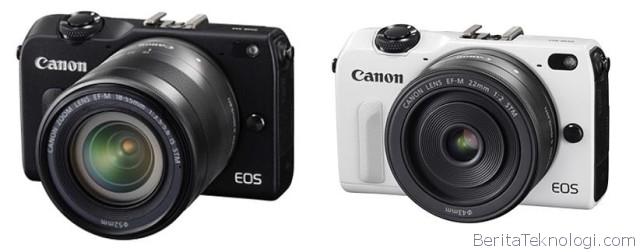 Infotek: Canon EOS M2 Resmi Diperkenalkan dengan Sensor APS-C 18MP dan Autofocus lebih Cepat