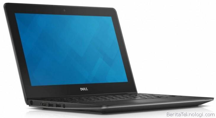 Infotek: Dell Chromebook 11 Resmi Diperkenalkan, Berlayar 11.6 Inci, RAM 4GB serta SSD Berkapasitas 16GB