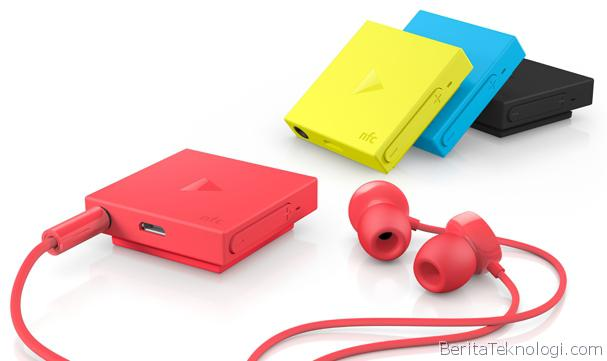 Infotek: Nokia Perkenalkan Headset Bluetooth Warna-warni untuk Penunjang Smartphone Lumia