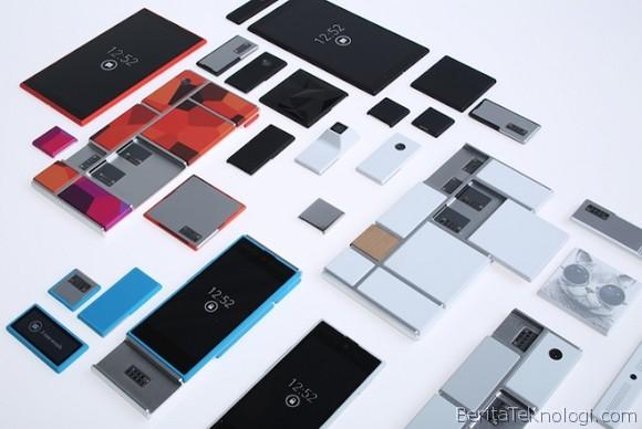 Infotek: Prototype Smartphone Modular Proyek Ara dari Motorola Siap Diungkap ke Publik