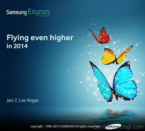 Infotek: Samsung Siap Luncurkan Prosesor Exynos Baru pada CES 2014