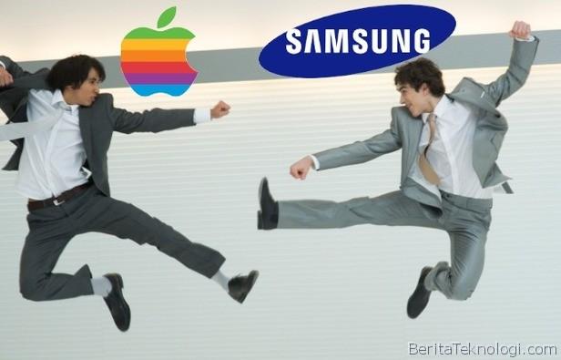 Infotek: Apple Ingin Samsung Bayar Biaya Pengadilan Sebesar 22 Juta USD