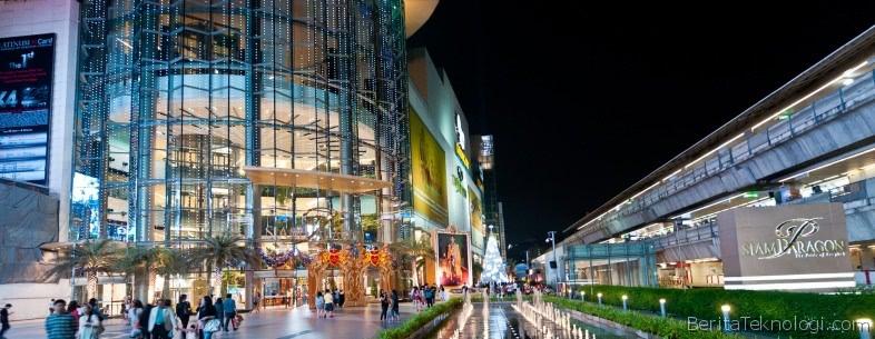 Infotek: Mall Di Thailand ini Menjadi Tempat Paling Sering Muncul di Instagram