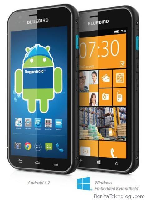 blubird bm180 android windows