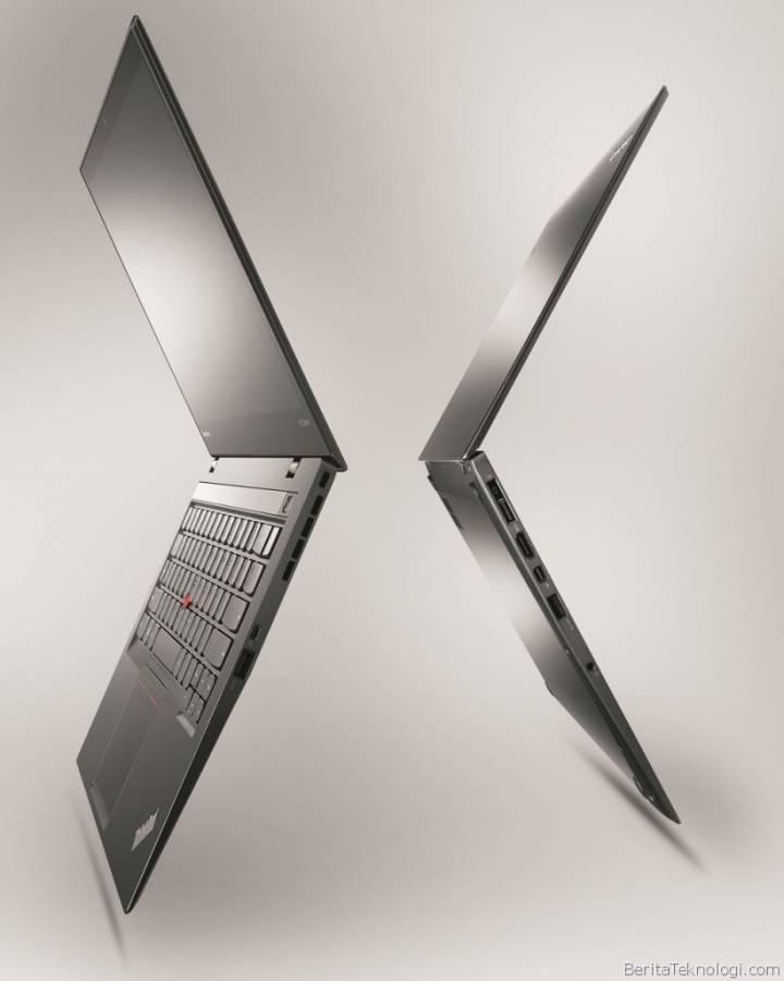 Lenovo Perkenalkan Ultrabook Paling Ringan Sedunia, ThinkPad X1 Carbon Generasi Ketiga yang Menawarkan Kemampuan Charging Super Cepat