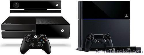 Infotek: Tahun 2013, Tingkat Penjualan PS4 di Inggris Lampaui Xbox One