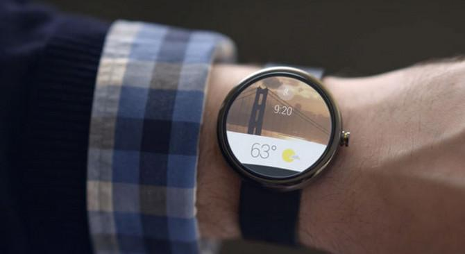 os android wear