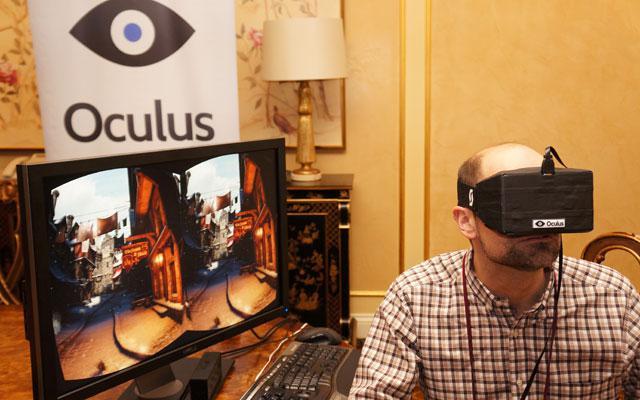headset oculus rift
