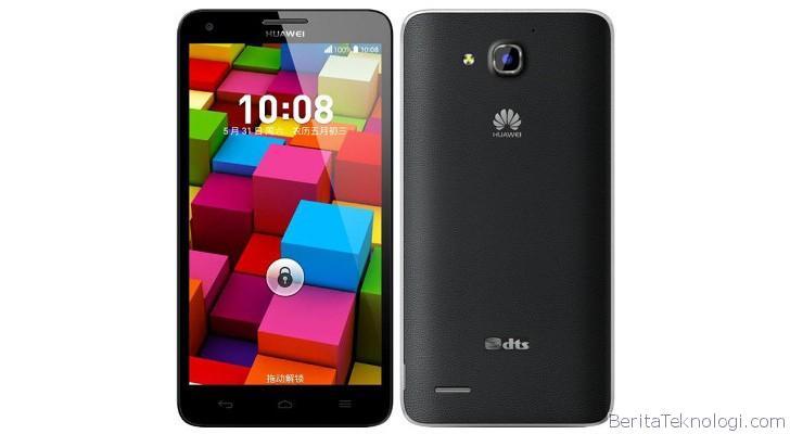 Android dengan Prosesor Octa Core 2GHz Kirin 928 Resmi Diperkenalkan