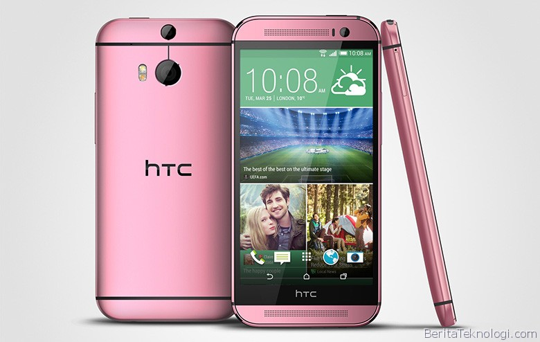 One-M8-pink