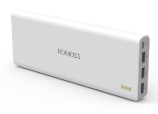 Powerbank Romoss SOLO 9 - 20.000 mAH