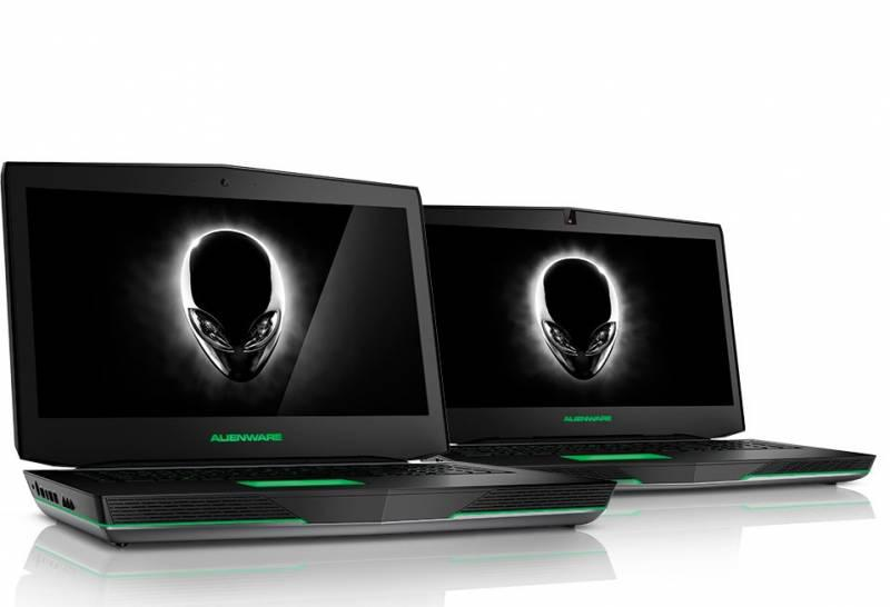 dell alienware 17 dan 18