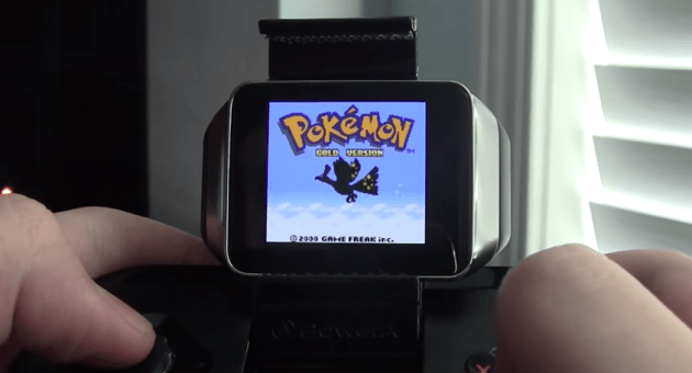 gameboy android wear