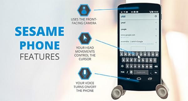 sesame phone
