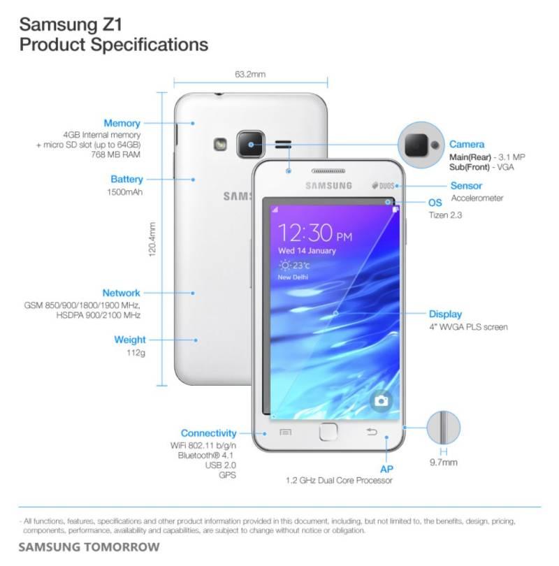 Spesifikasi-Samsung-Z1