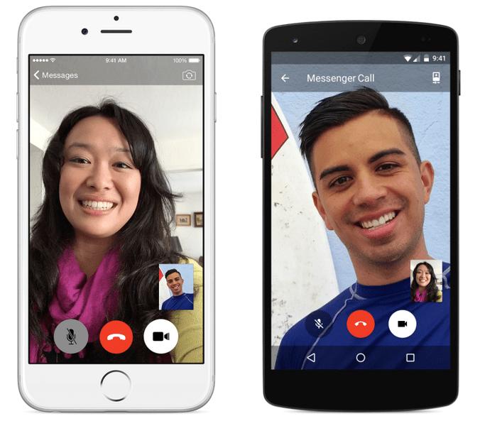 video call fb messenger
