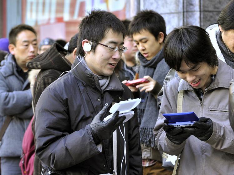 penggunaan gadget
