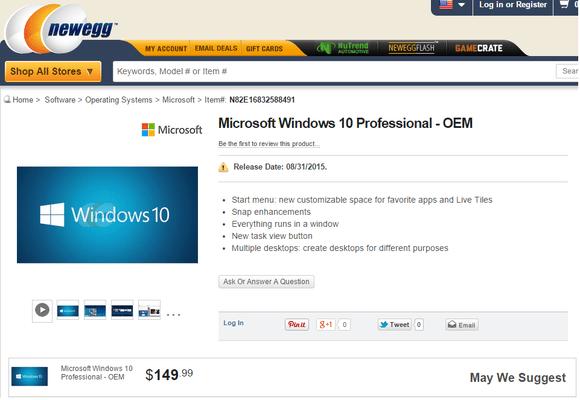harga windows 10