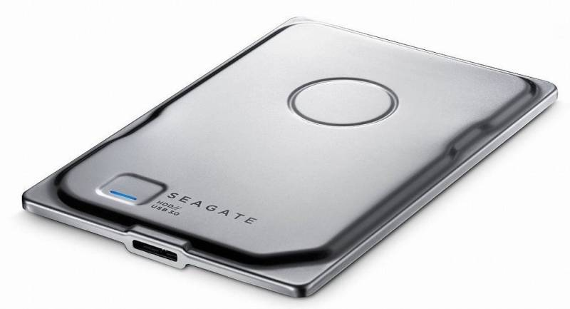 seagate slim 750gb