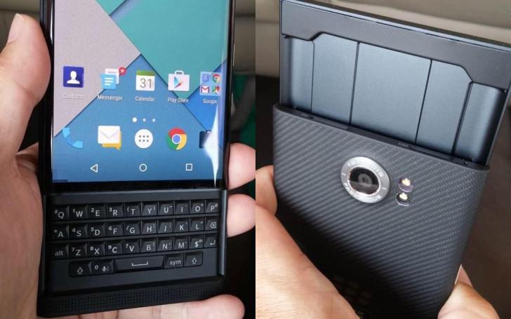 BlackBerry Priv (Kredit: gsmarena)