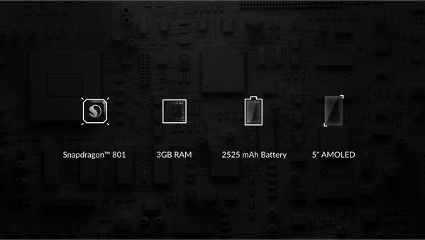 OnePlus X spec