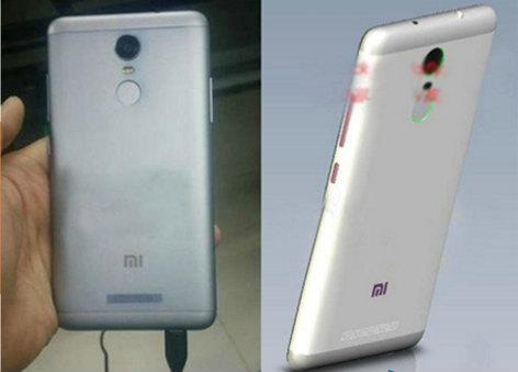 Xiaomi Redmi Note 2 Pro usung sensor fingerprint dan bodi metal (Kredit: Phonearena/mobile-dad)