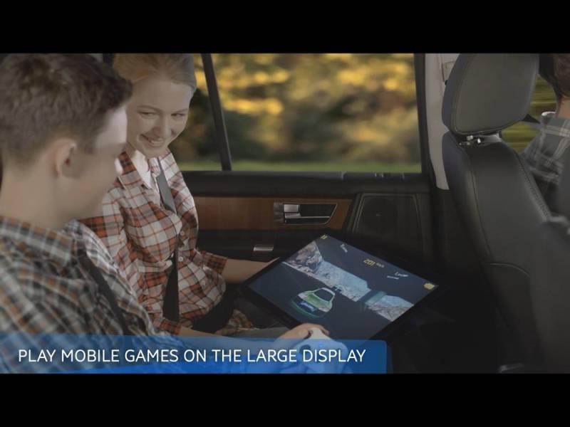 Bermain game lebih menyenangkan di layar yang lebar (Kredit: SamMobile)