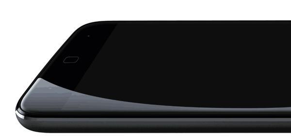 Lengkungan layar di tiap sudut Elephone Ivory B (Kredit: Gadgetz.tv)