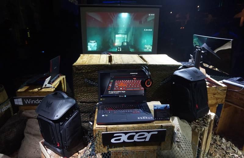 Acer membawa predator ke Indonesia